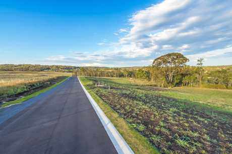 Twin Springs in Hodgson Vale is now for sale, one of several new housing estates to be developed in south-west Toowoomba.