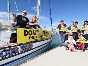 Jorge Pujol's anti-fracking campaign