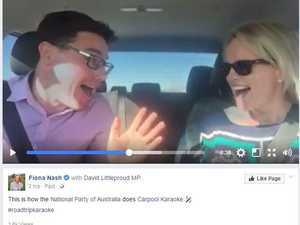 WATCH: MPs bust out carpool karaoke