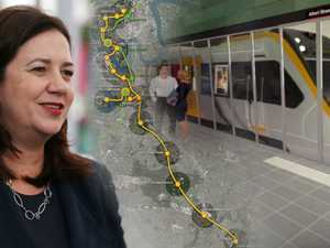 Work begins on $5.4 billion rail project for Brisbane