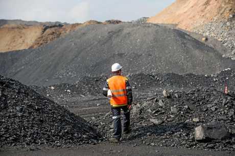 Australia remains heavily coal reliant.