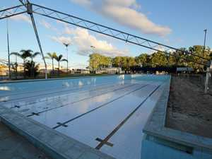 Proserpine pool set to re-open mid-August