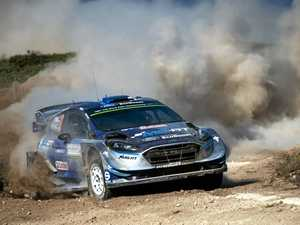 Tanak scores first WRC win
