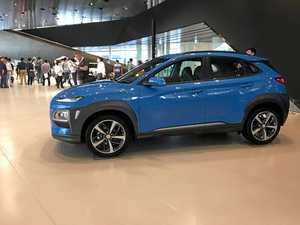 Walk-around 2017 Hyundai Kona