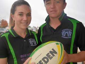 Who do you know in the touch footy grand final teams