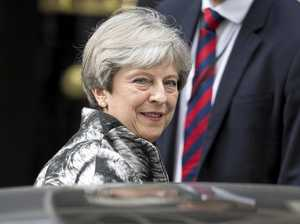 Mea culpa from May signals bid to soften stance