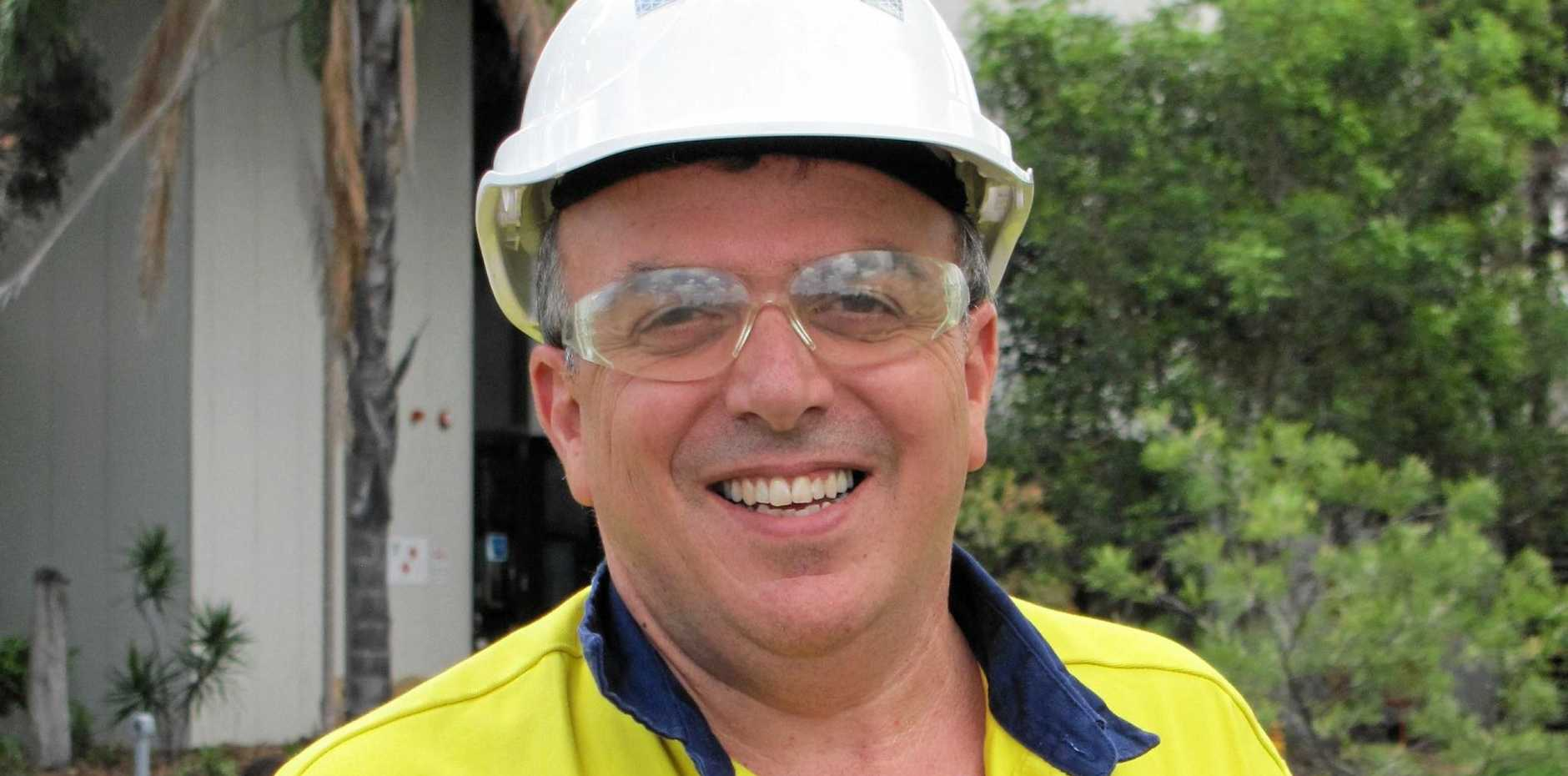 Kogan Creek Power Station General Manager Phil Matha. Photo contributed.