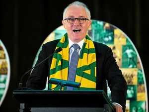 Turnbull backs Australian bid for 2023 Women's World Cup