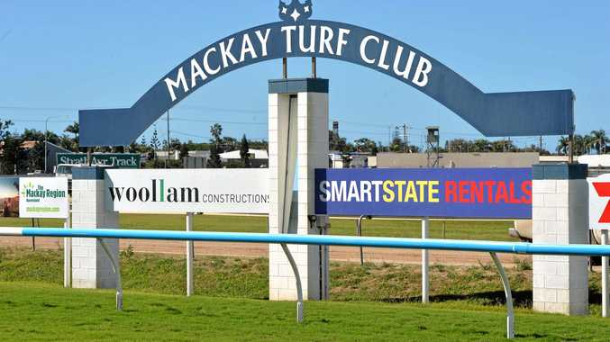 Mackay Turf Club has secured state funding to solve its water supply problem.
