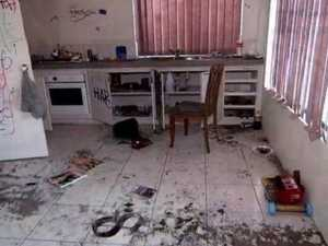 Landlord's worst nightmare: Tenants tear property apart