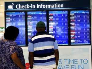 System fault affecting flights around Australia