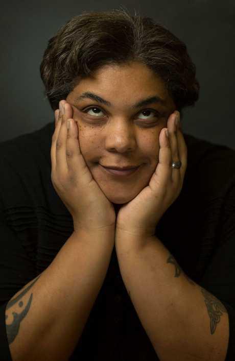 Author Roxane Gay.