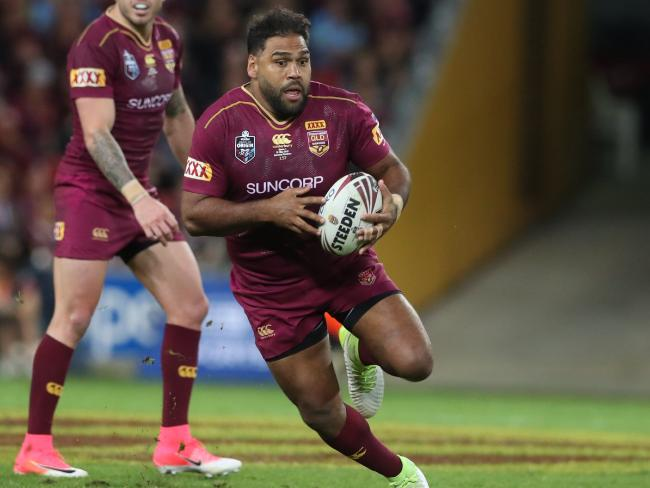 Sam Thaiday has been punted.