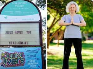 Church bans yoga over fears of 'worshipping false gods'