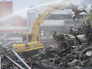 Amigo's demolished