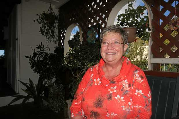 ERA END: Lab assistant at the Proserpine State High School Sandy Nicholls has retired after a 40-year career.
