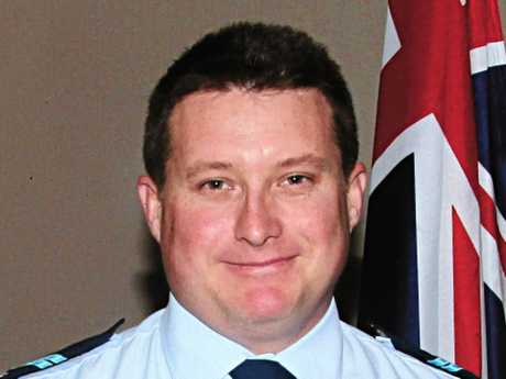 Senior Constable Brett Forte.