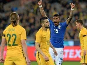 Brazil breeze past Australia in Melbourne
