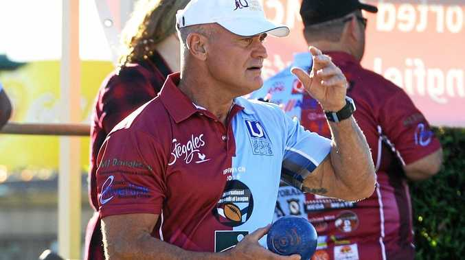 Dale Shearer is coming to Mackay on Friday, June 16 to host an Industry Barefoot Bowls Day at Mackay City Bowls Club.