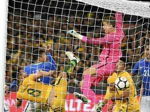 Postecoglou commends Langerak after 4-0 Brazil blasting