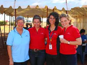 RFDS flies west for mental health