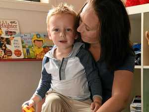 Mum's gratitude goes viral after cashier helps boy speak