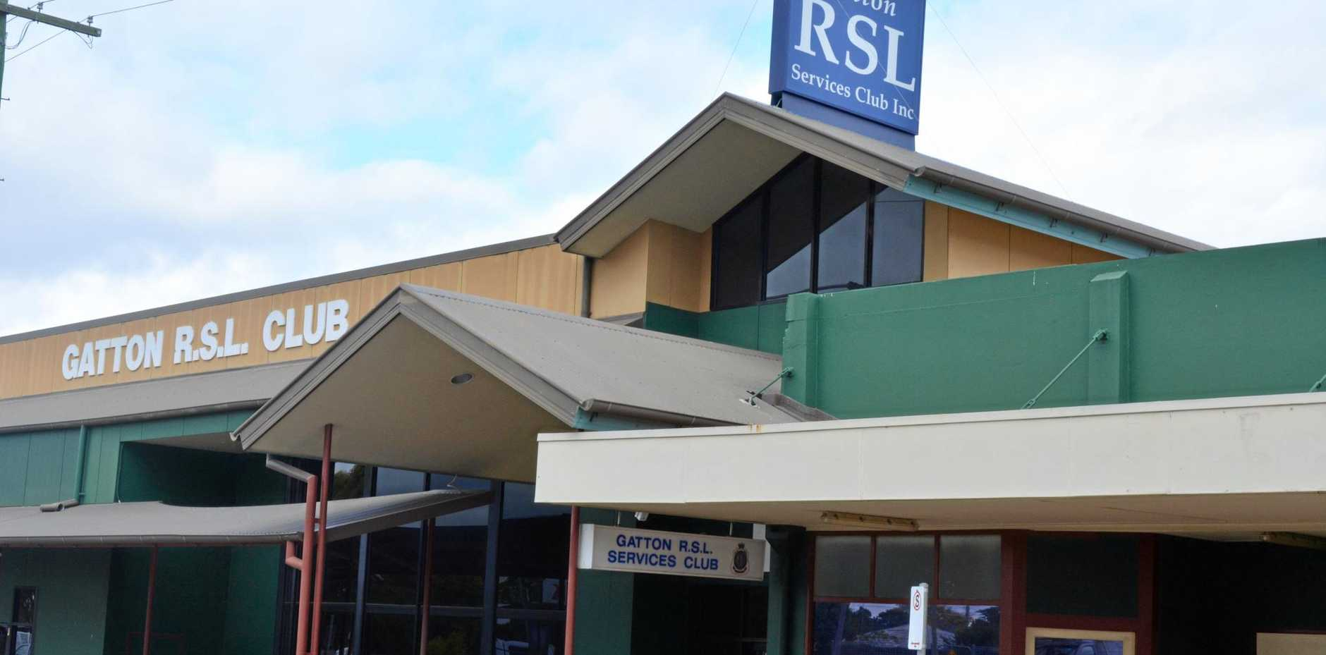 CLOSING: The Gatton RSL will shut its doors to day to day trading to the public on Saturday, June 24.