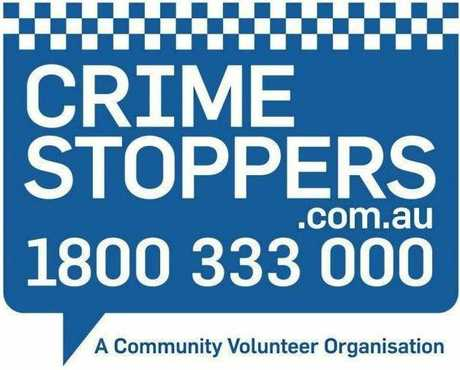 Call Crime Stoppers.