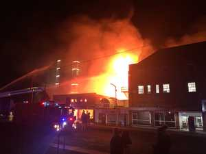 CBD FIRE: Owners sad and shocked after gym demolished