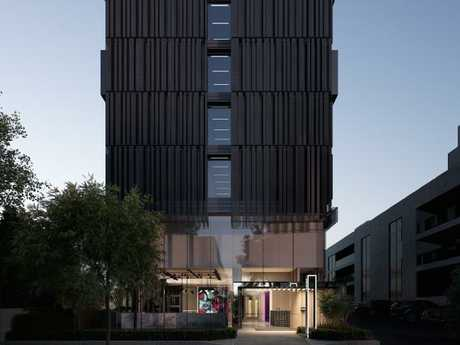 The Tribe Hotel is one of the latest cutting-edge hotels to open in Perth.