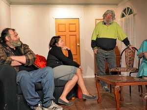 Drama and comedy mix in Nanango theatre