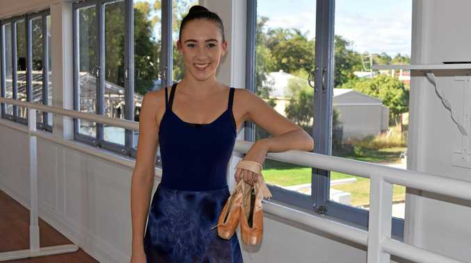 DANCING QUEEN: Karla Lovell isn't hanging up the dancing shoes just yet.