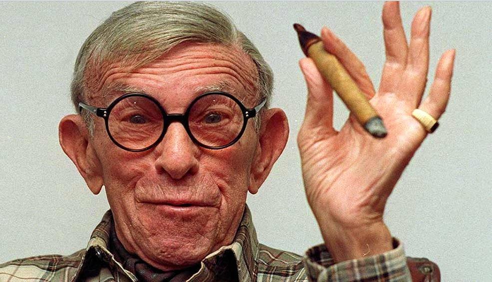 ELDER WISDOM: George Burns said