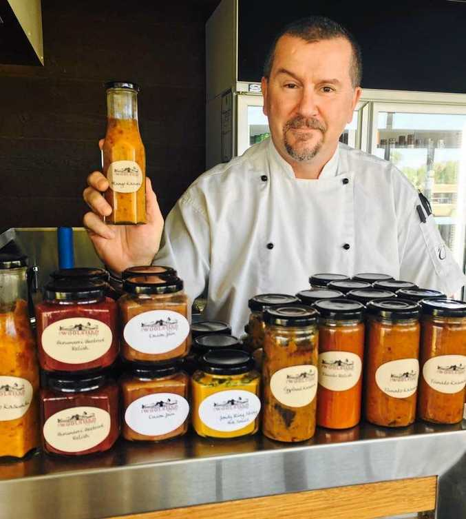 HOT AND SPICY: The Woolshed at Jondaryan head chef Andrew Dove is looking forward to the inaugural Queensland Fiery Food Festival.