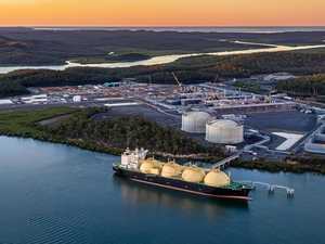 Curtis Island LNG plants using less gas than predicted