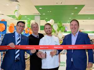 New business opens in Ipswich Mall