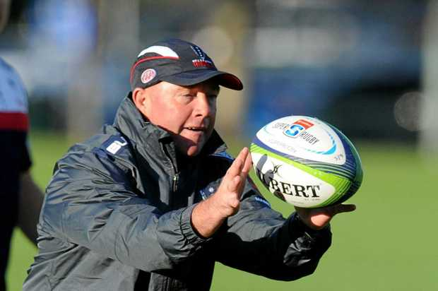 Rebels coach McGahan to depart at end of season