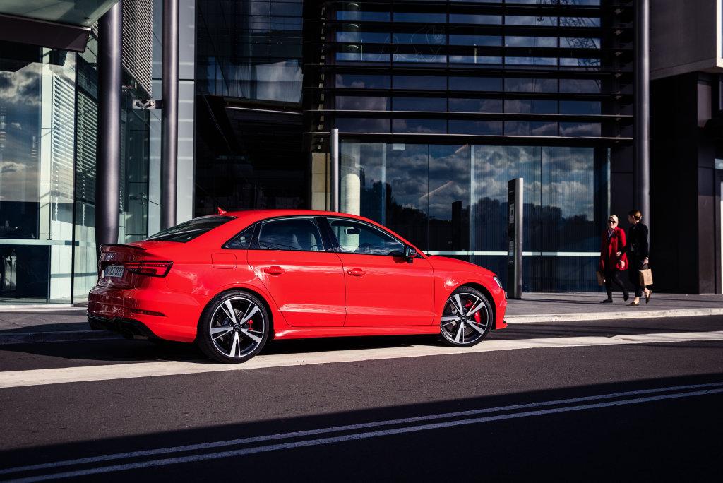 2017 Audi RS 3 Sedan