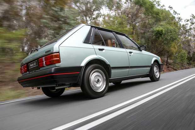 1984 Mazda 323