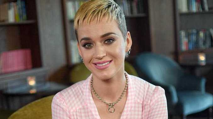 Singer Katy Perry smiles during an interview in Berlin, Germany, 29 May 2017. Perry's new album