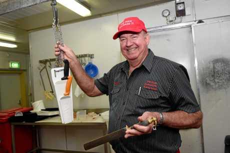 The Raw Sausage Butchery - Graham Zahl.