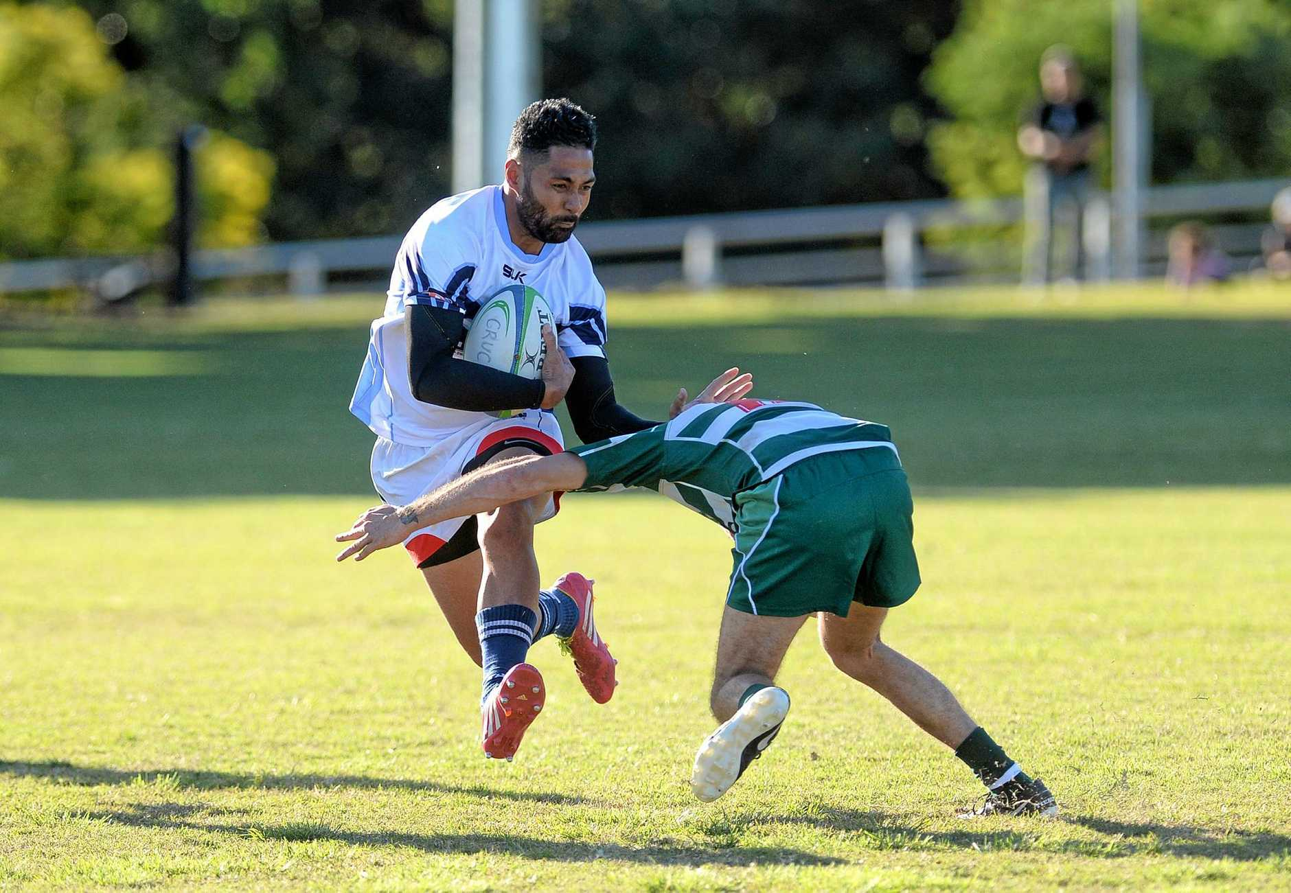 HOME FORTRESS: Goodna have been unstoppable at Evan Marginson Oval this season.