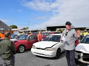 24 cars, 1 boat heading to auction