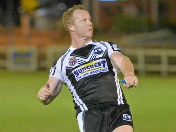 Mackay Magpies captain/coach is back on the field for this weekend's grand final replay against the Whitsunday Brahmans.