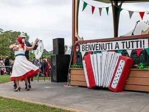 Friendship Festival will have a distinctly Italian flavour