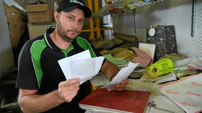 Ben Prichard has battled another produce agent, this time in Sydney, over $30,000 they failed to pay.