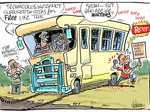Harry Bruce cartoon