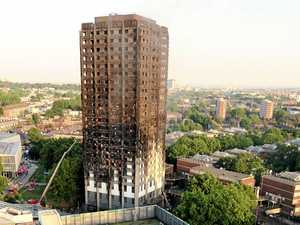 Inside Grenfell Tower