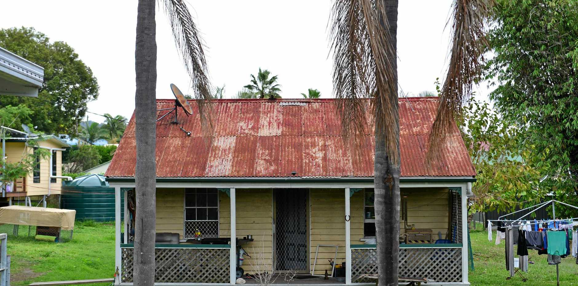 HISTORIC: Sunshine Coast Council is considering renovation and relocation options for Gatehouse Cottage at Yandina
