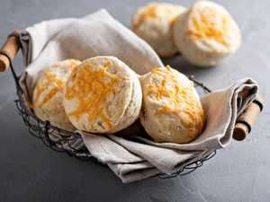Recipe: Cheese scones a Kiwi favourite